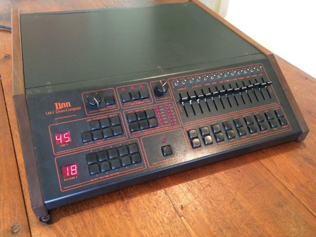 LinnLM-1DrumComputer